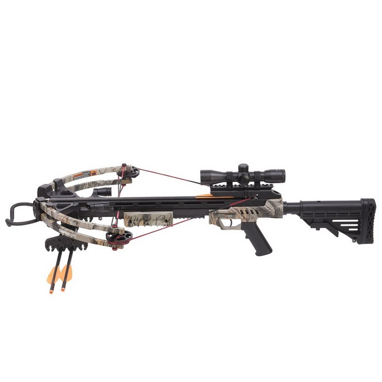 CenterPoint Sniper 370 Camo Crossbow