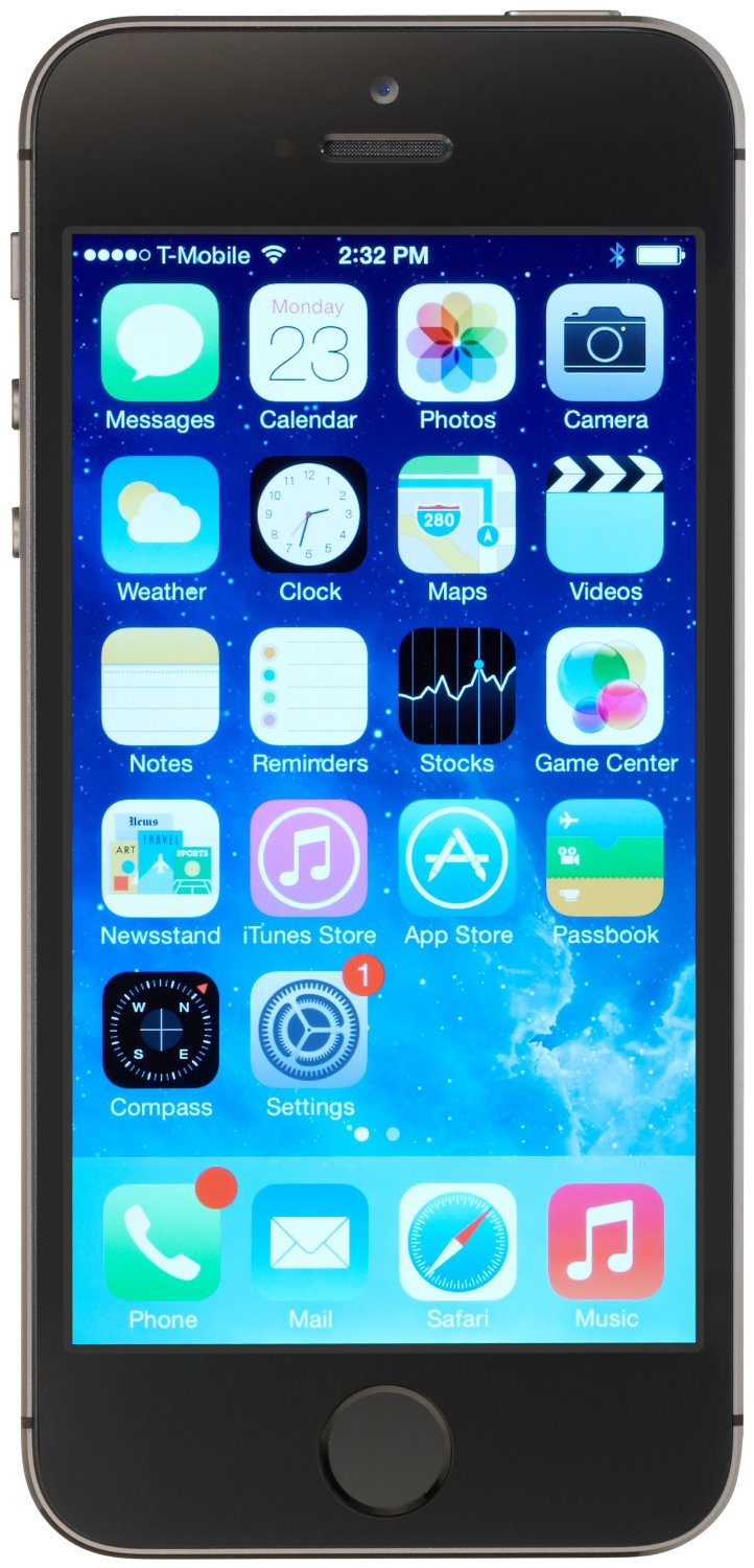 Apple iPhone 5s - Unlocked  Apple Smartphone
