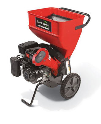 Earthquake 212cc Chipper Shredder