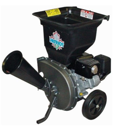 Patriot CSV-3100B Wood Chipper Shredder