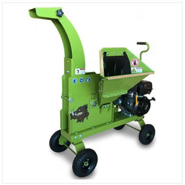 "Yardbeast 3514 3.5"" Pro Wood Chipper"