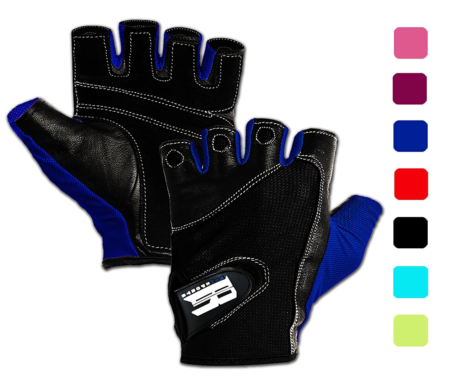 RIM Sports Washable Women's Weight Lifting Gloves