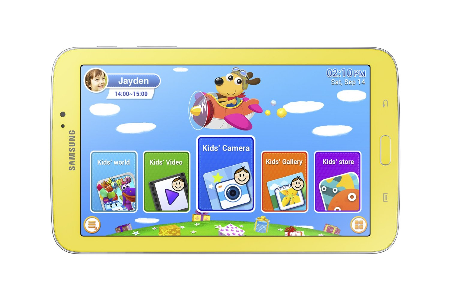 Samsung Galaxy Tab 3 Tablet for Kids