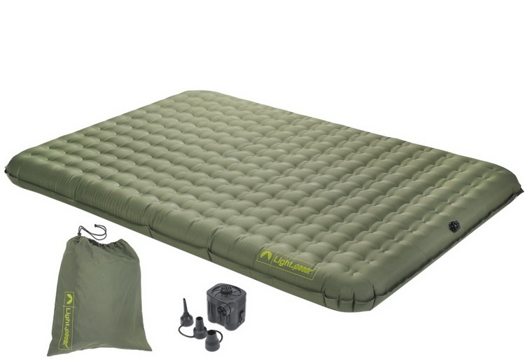 Lightspeed Outdoors 2-Person PVC-Free Air Bed