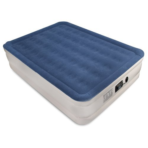 SoundAsleep Dream Series Air Bed with ComfortCoil Technology & Internal High Capacity Pump