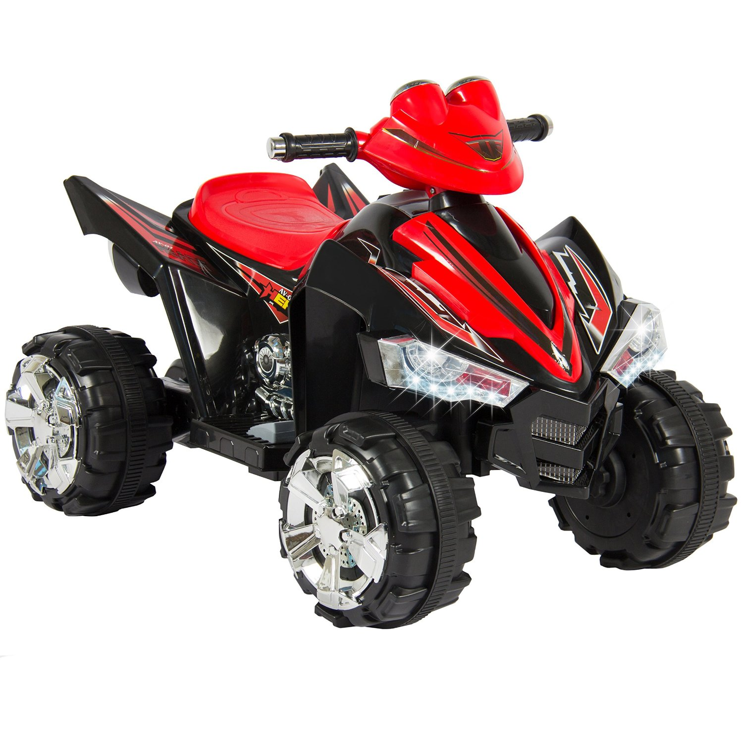 Best Choice Products Ride-on ATV Quad 4 Wheeler