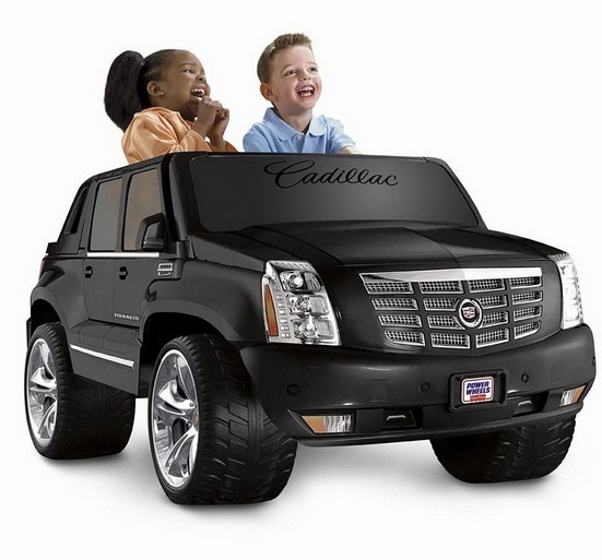 Fisher-Price Power Wheels Cadillac Escalade
