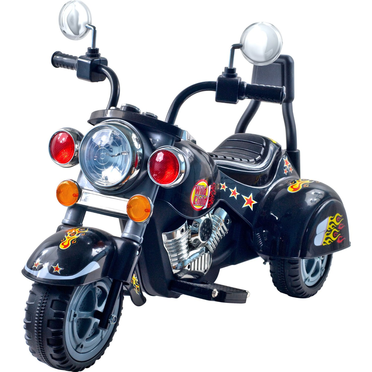 Lil' Rider 6V Harley Style Wild Child Motorcycle