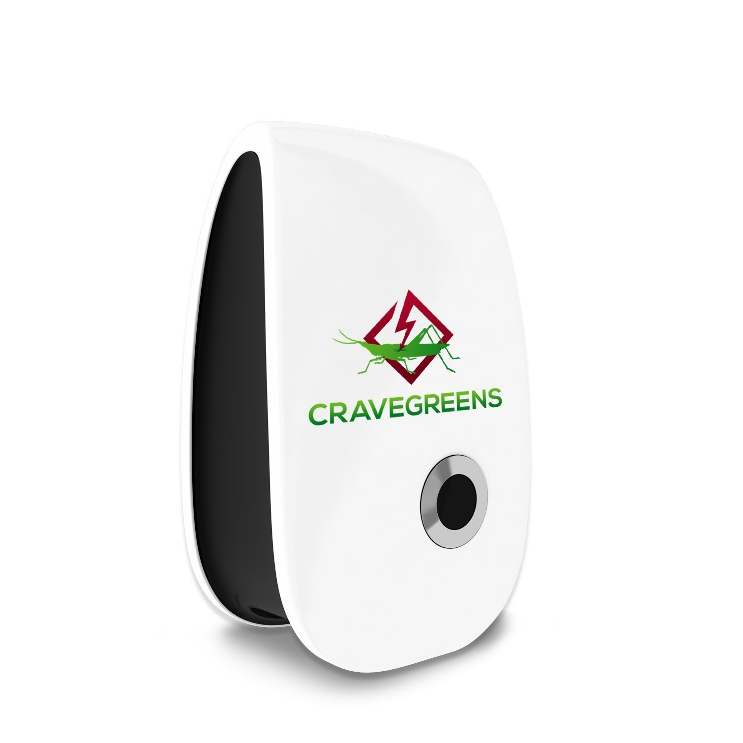Cravegreens Pest Control Ultrasonic Insect Repellent