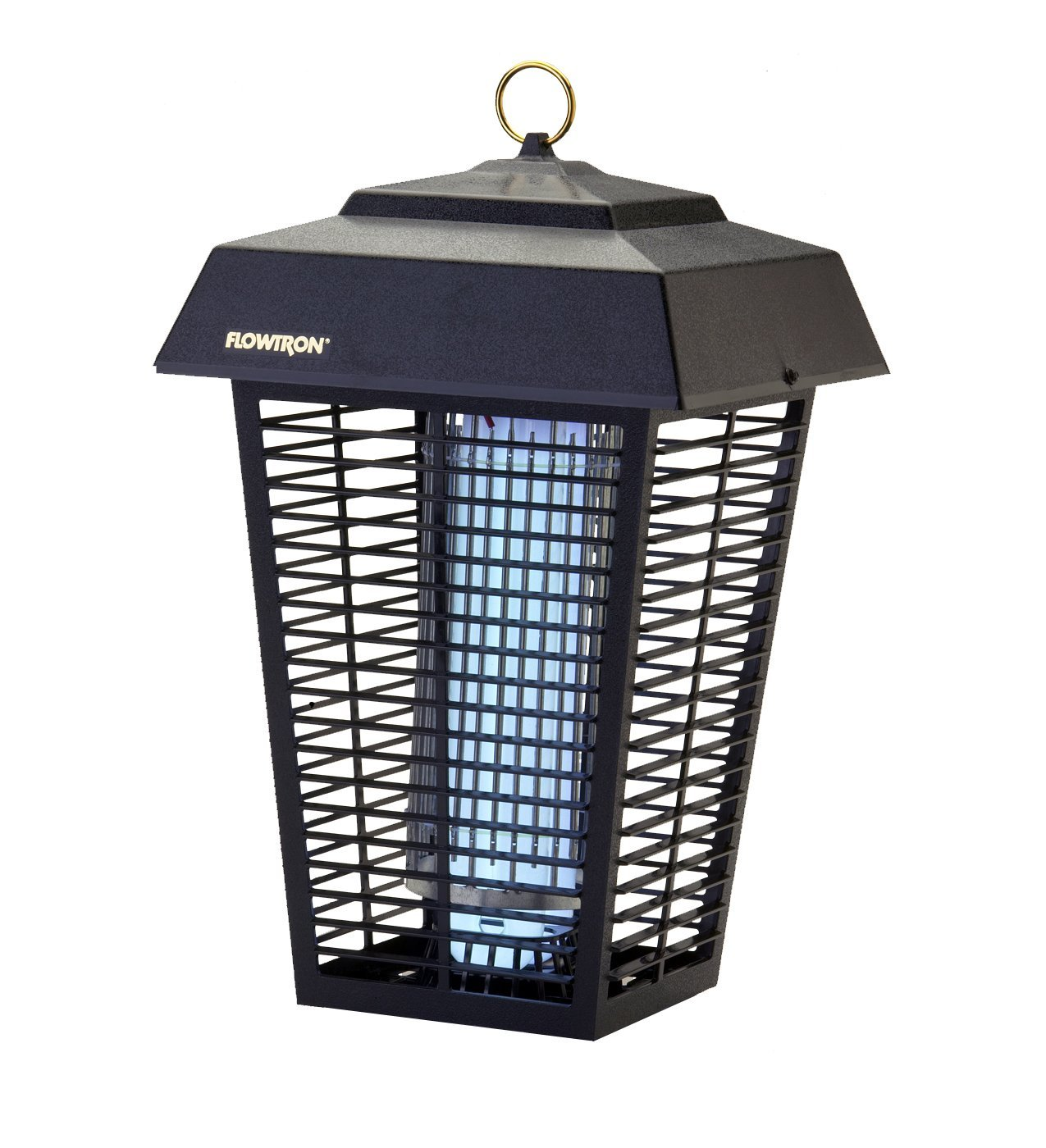 Flowtron 80-Watt Electronic Insect Killer, 1-1/2 Acre Coverage, Easy bulb replacement