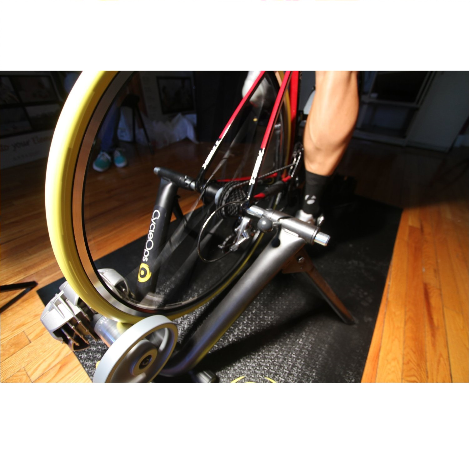 CycleOps Fluid2 Turbo Trainer