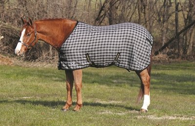 TuffRider Plaid Sheet