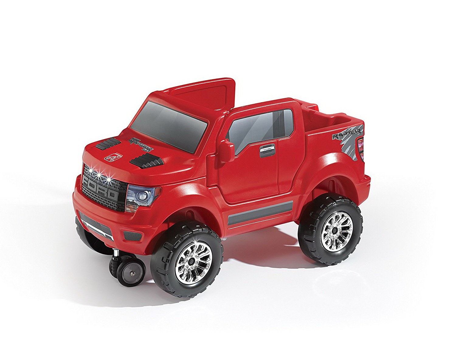 Step2 2-In-1 Ford F-150 SVT Raptor