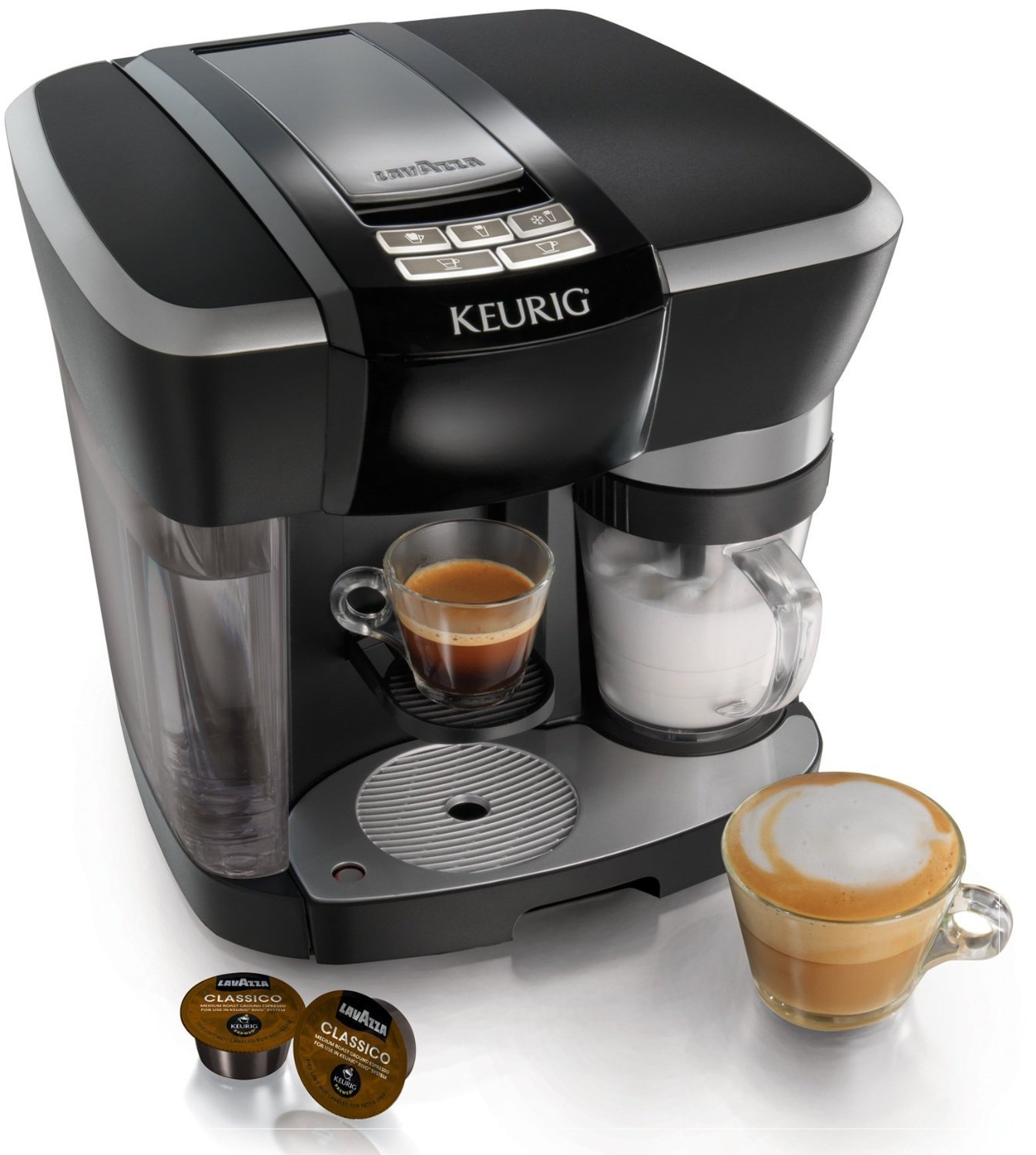 Keurig Rivo R500 Cappuccino and Latte Brewing System