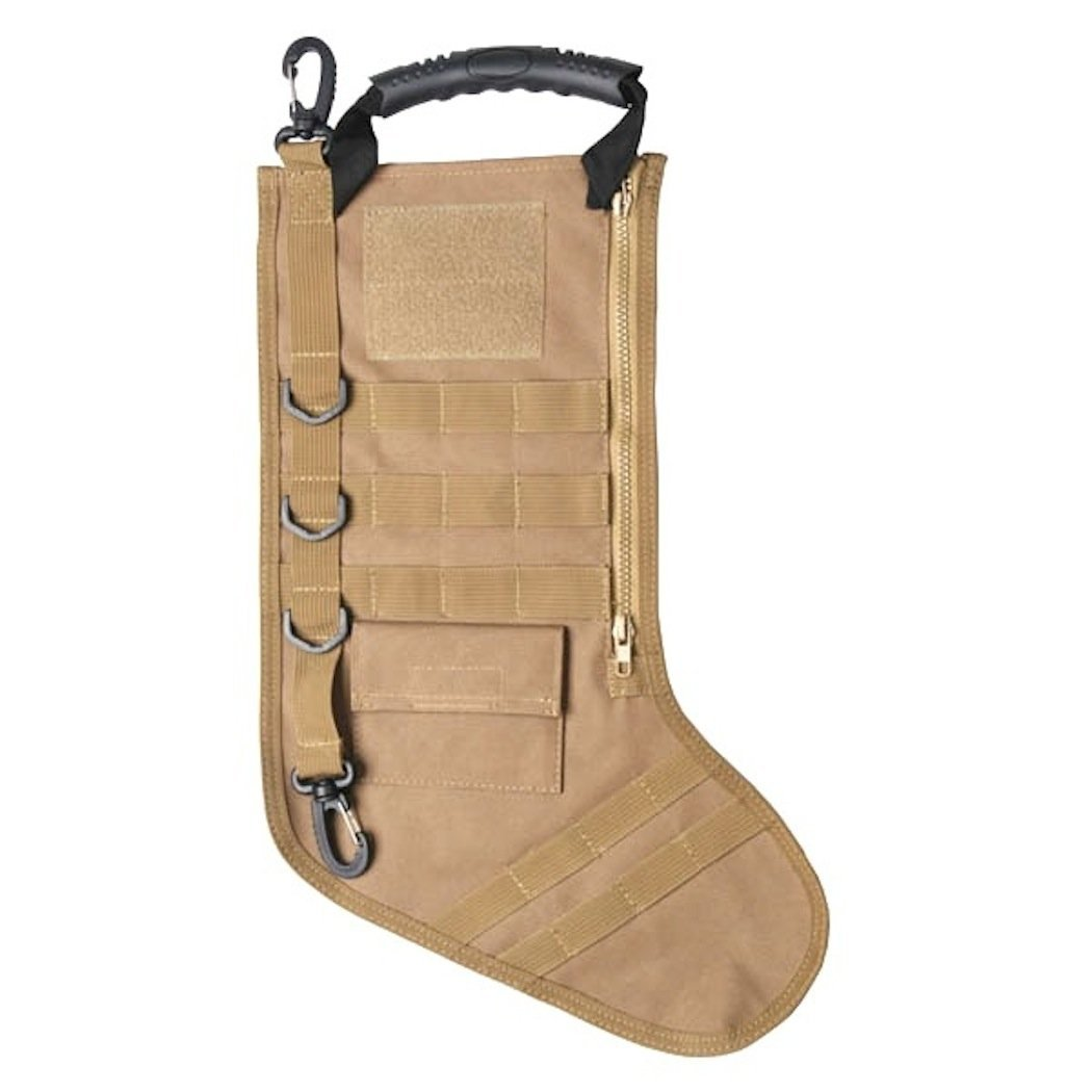 Ruck Up Tactical Christmas Stocking w/MOLLE