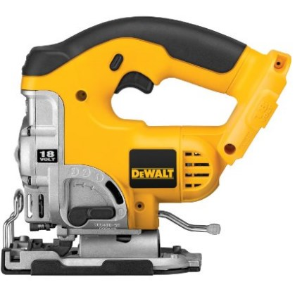 Dewalt Bare-Tool 18V Jig Saw with Keyless Blade Change & 4-Position Orbital Action
