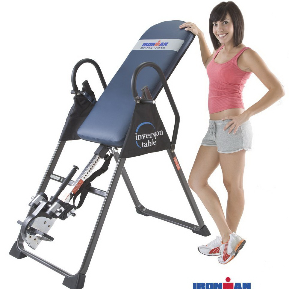 Ironman Gravity 4000 Inversion Table