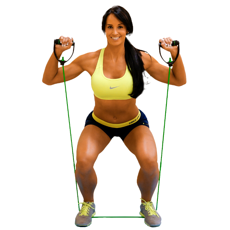 DynaPro Gym Quality Resistance Bands