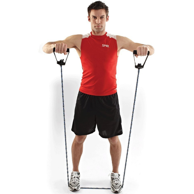 SPRI Xertube Plus Resistance Band