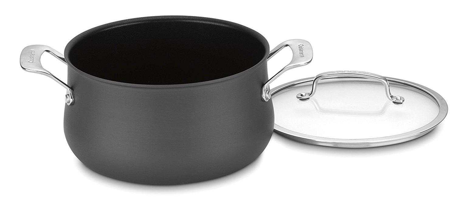 Cuisinart Contour 5 Quart Cooking Pot