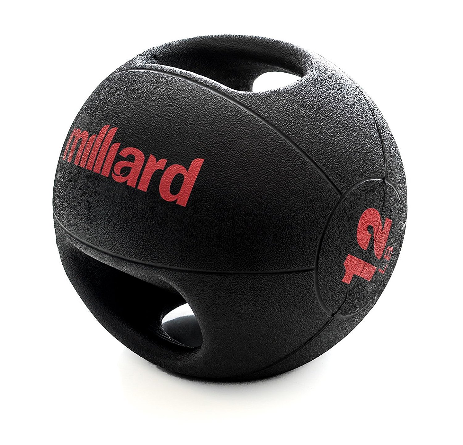 Milliard Double-Grip Medicine Ball - 10lb.