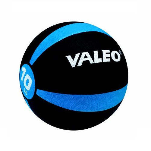 Valeo Medicine Ball – 4 to 12 lbs.