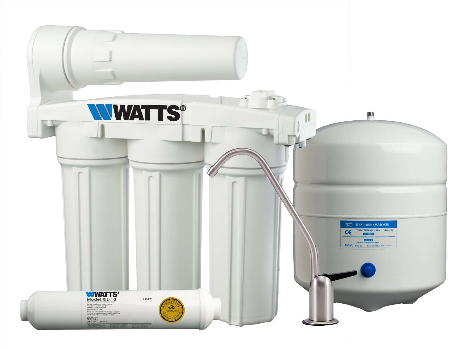 Watts Reverse Osmosis Water Treatment System