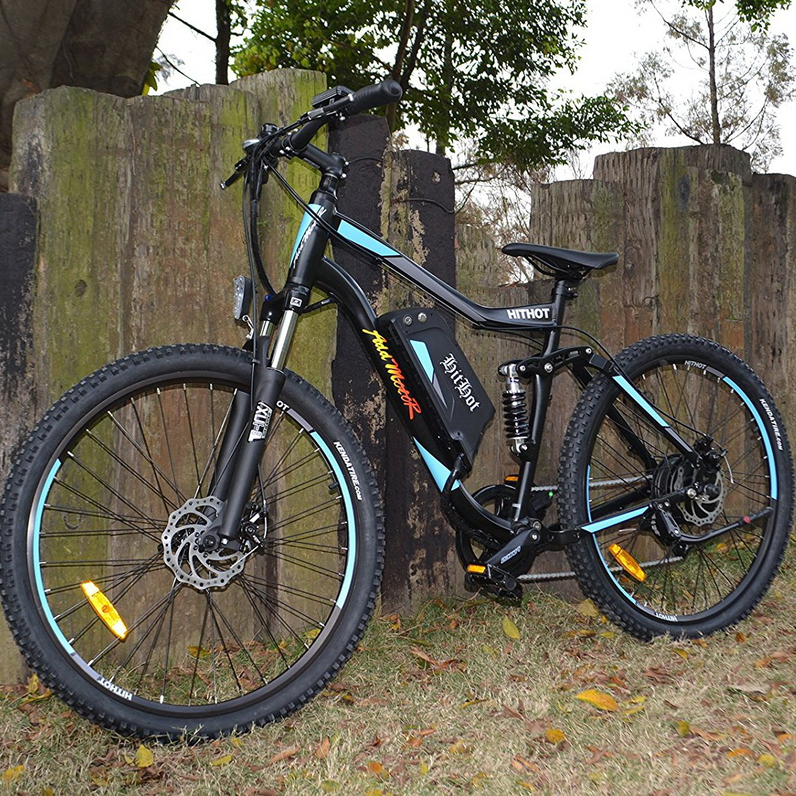 Addmotor HITHOT H1 Sport Mountain Electric Bicycle