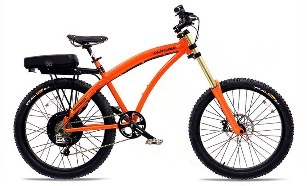 Prodeco V3.5 Outlaw SS Electric Bicycle