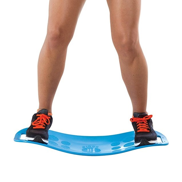 Simply Fit Board Rocker Swivel Balance Trainer