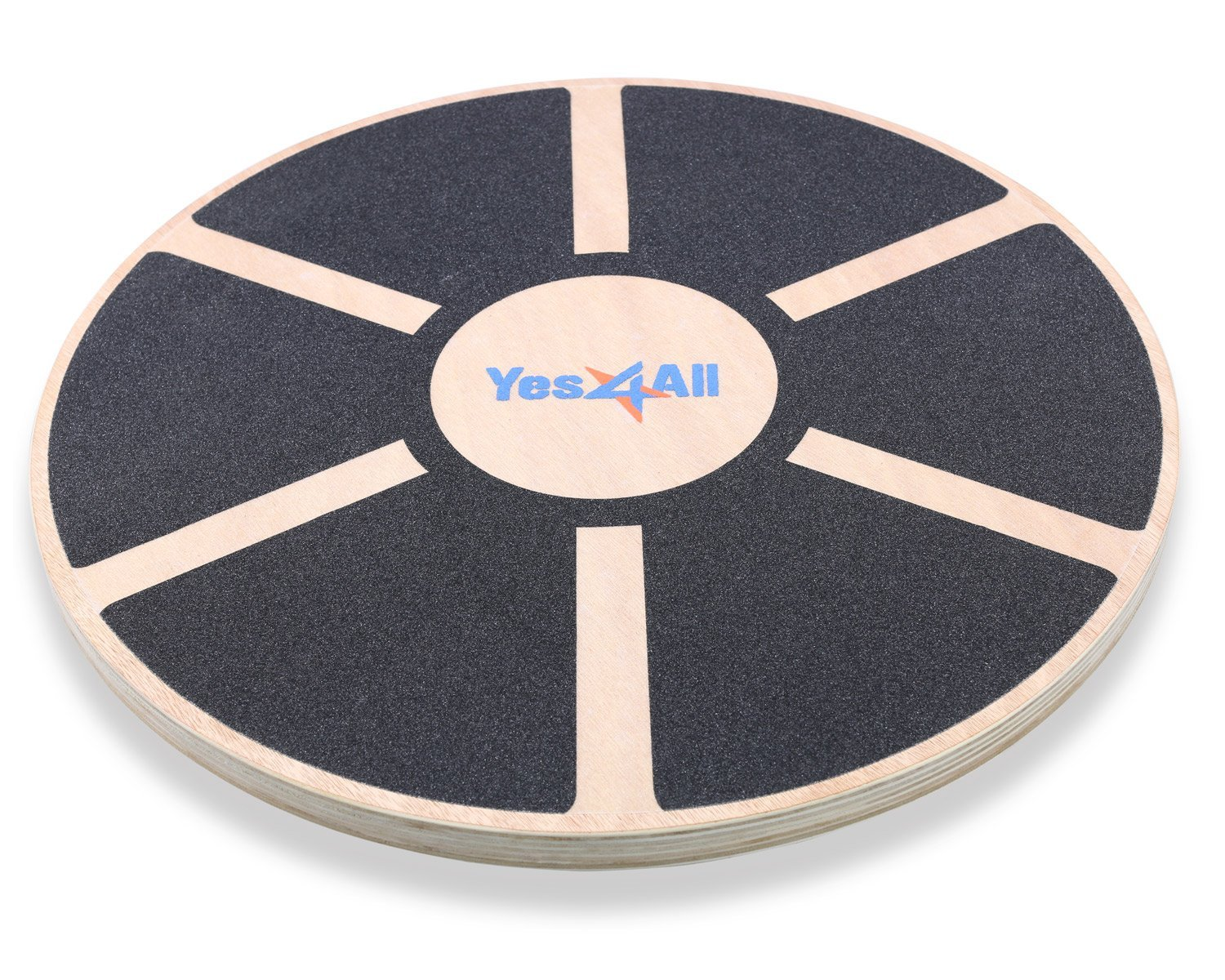 Yes4All Wooden Balance Wobble Board
