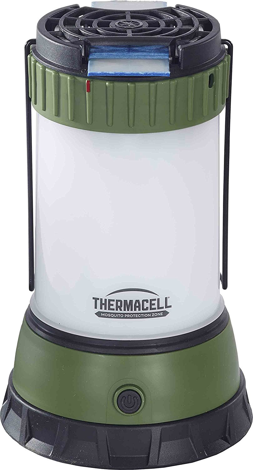 ThermaCELL Mosquito Repellent Pest Control Outdoor and Camping Lantern – Three Color Options
