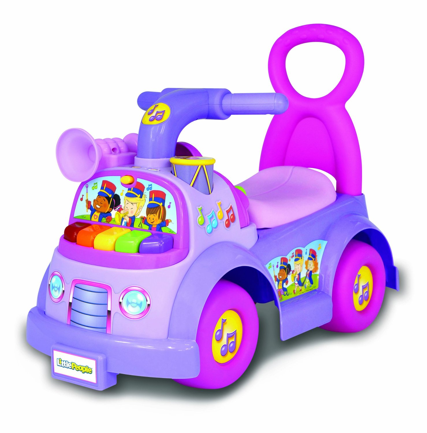 Fisher-Price Little People Music Parade Ride On