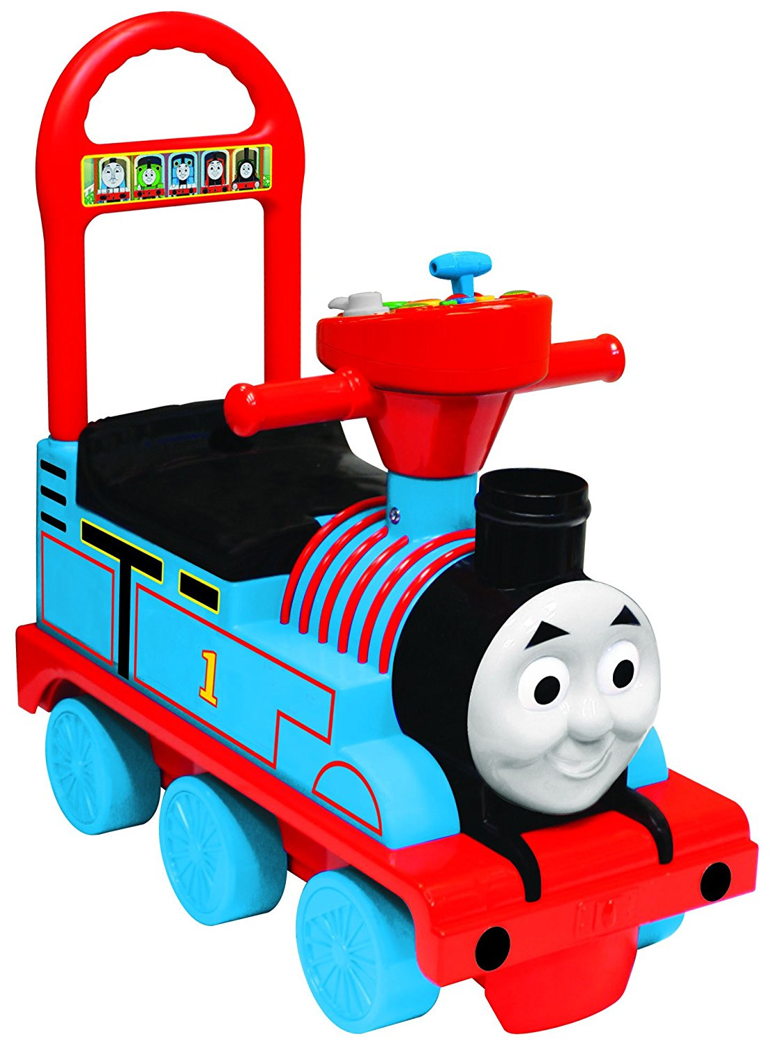 Kiddieland Toys Limited Thomas Activity Ride On