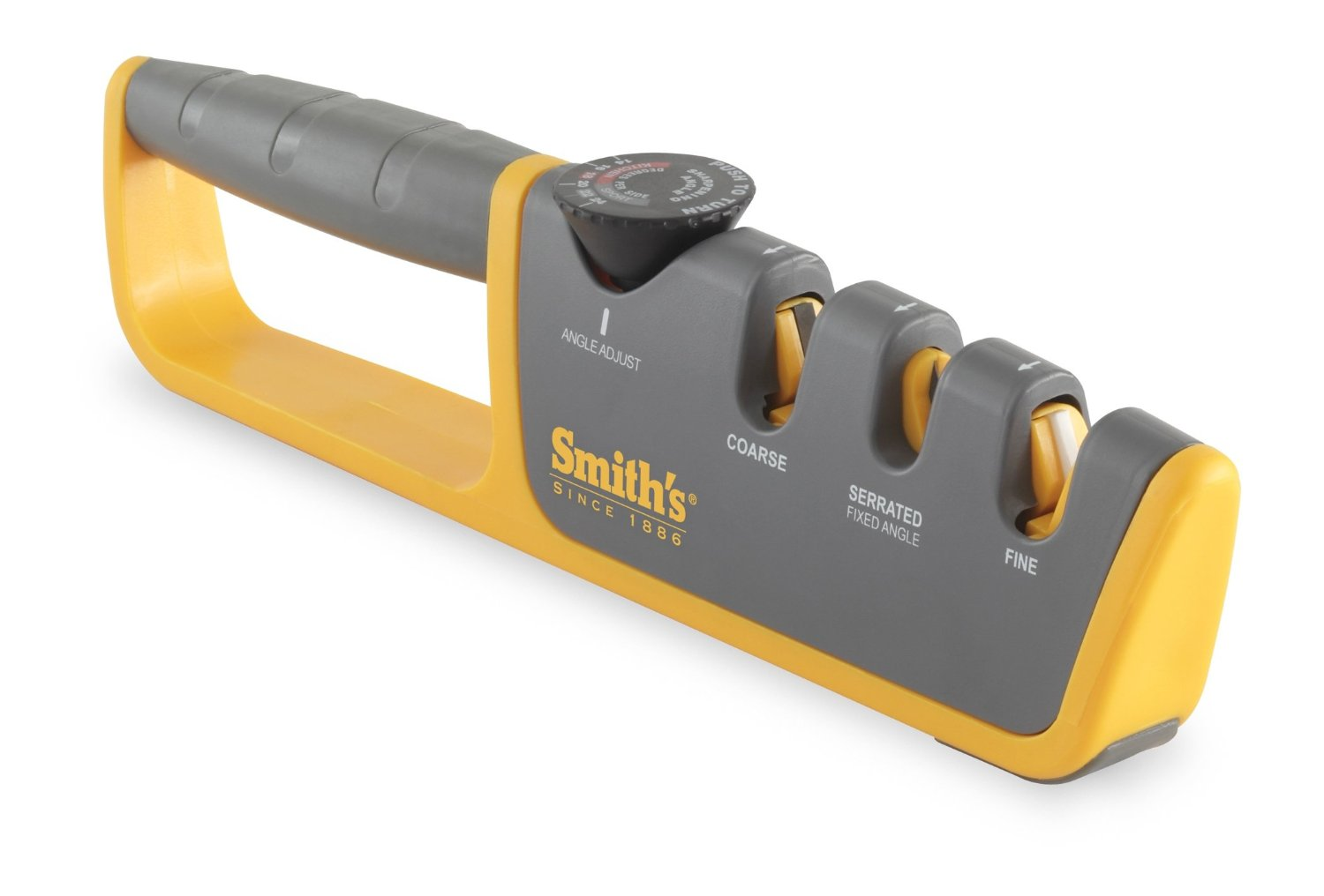 Smith's Pull-Thru Knife Sharpener