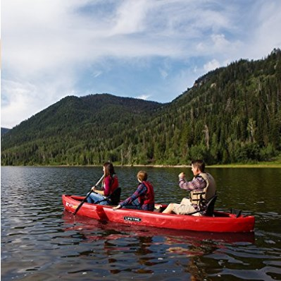 Lifetime Wasatch 3-Person Canoe