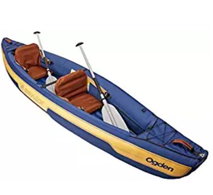Sevylor Ogden 2-Person Inflatable Canoe
