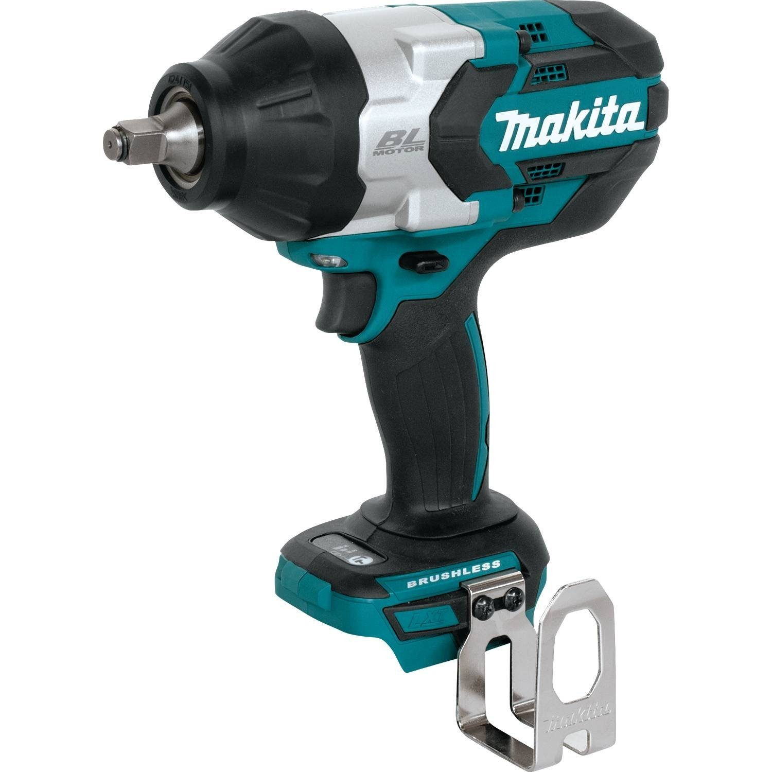 Makita XWT08Z Brushless Cordless Impact Wrench Lithium-Ion, Square Drive – Available in 2 Sizes and with a socket set