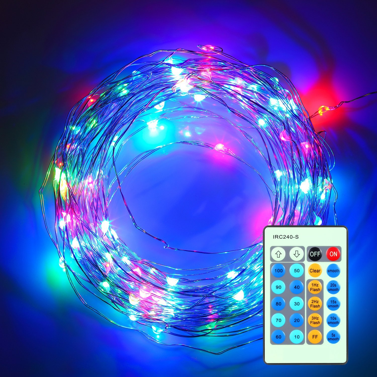 Creative Design Starry String Tree Lights