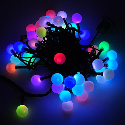 LEDwholesalers Color-Changing Xmas Lights
