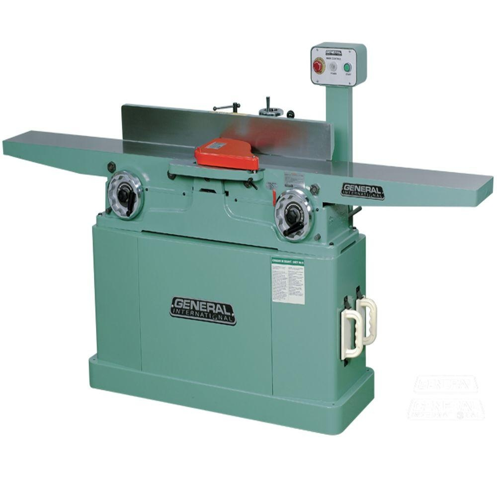 General International Wood Jointer