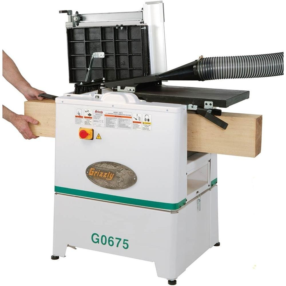 Grizzly Wood Jointer
