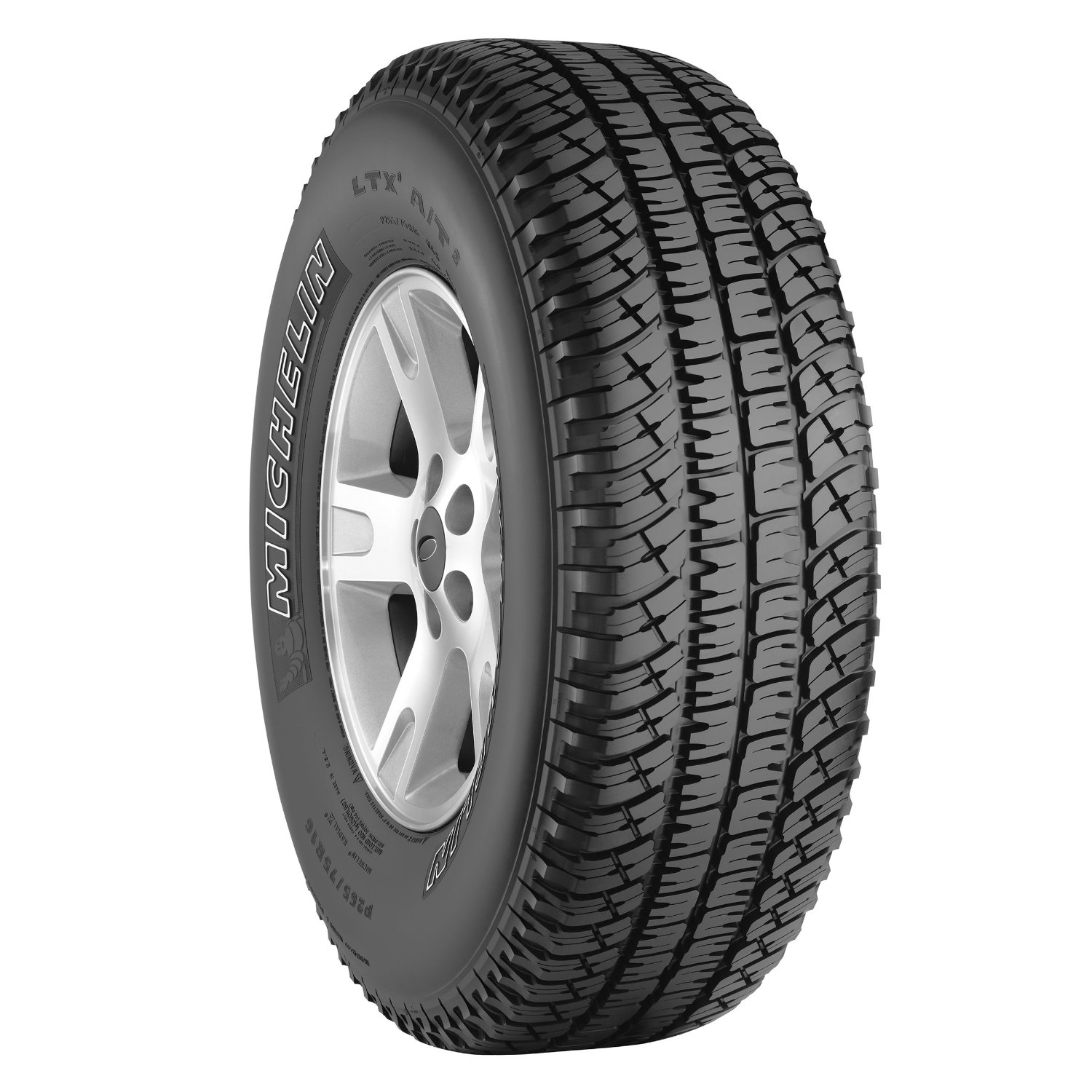 Michelin LTX A/T2 All-Season Radial Tire With Michelin's Comfort Control Technology