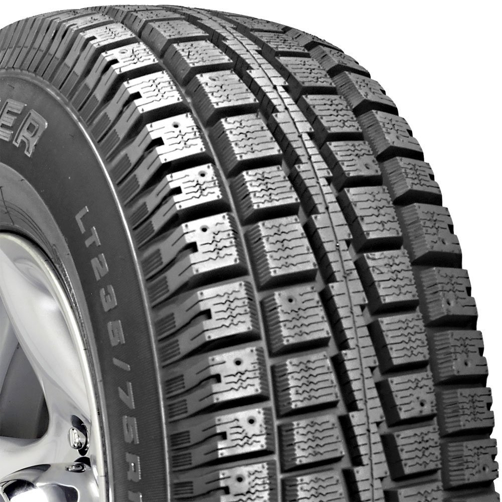 Cooper Tire Discoverer M+S Winter Auto Tire – Snow-Groove Technology
