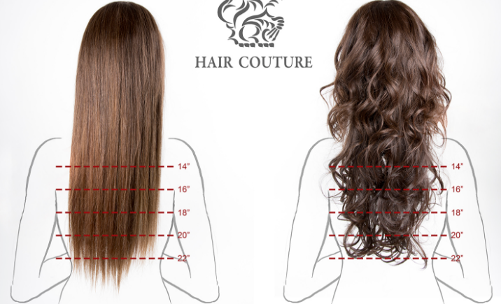Hair Couture  CLIP & GO Hair Extension