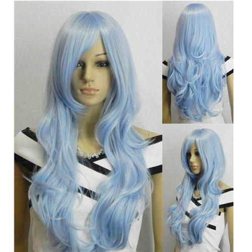 AGPtek Wavy Long Cosplay Wig