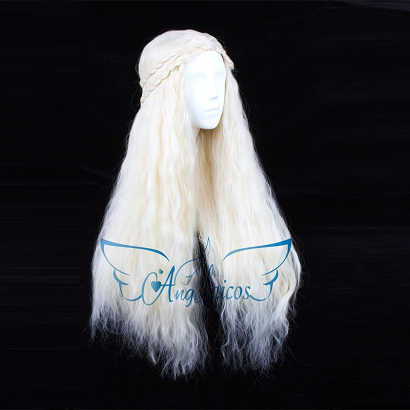 Angelaicos Game Of Thrones Cosplay Wig