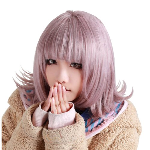 Anogol Super Dangan Cosplay Wig