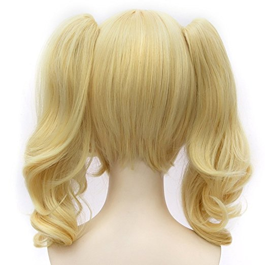 Ecvtop Fancy Dress Lolita Cosplay Wig