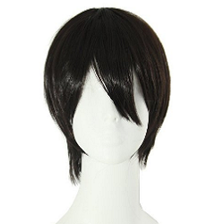 Mapofbeauty Short Hair Cosplay Wig